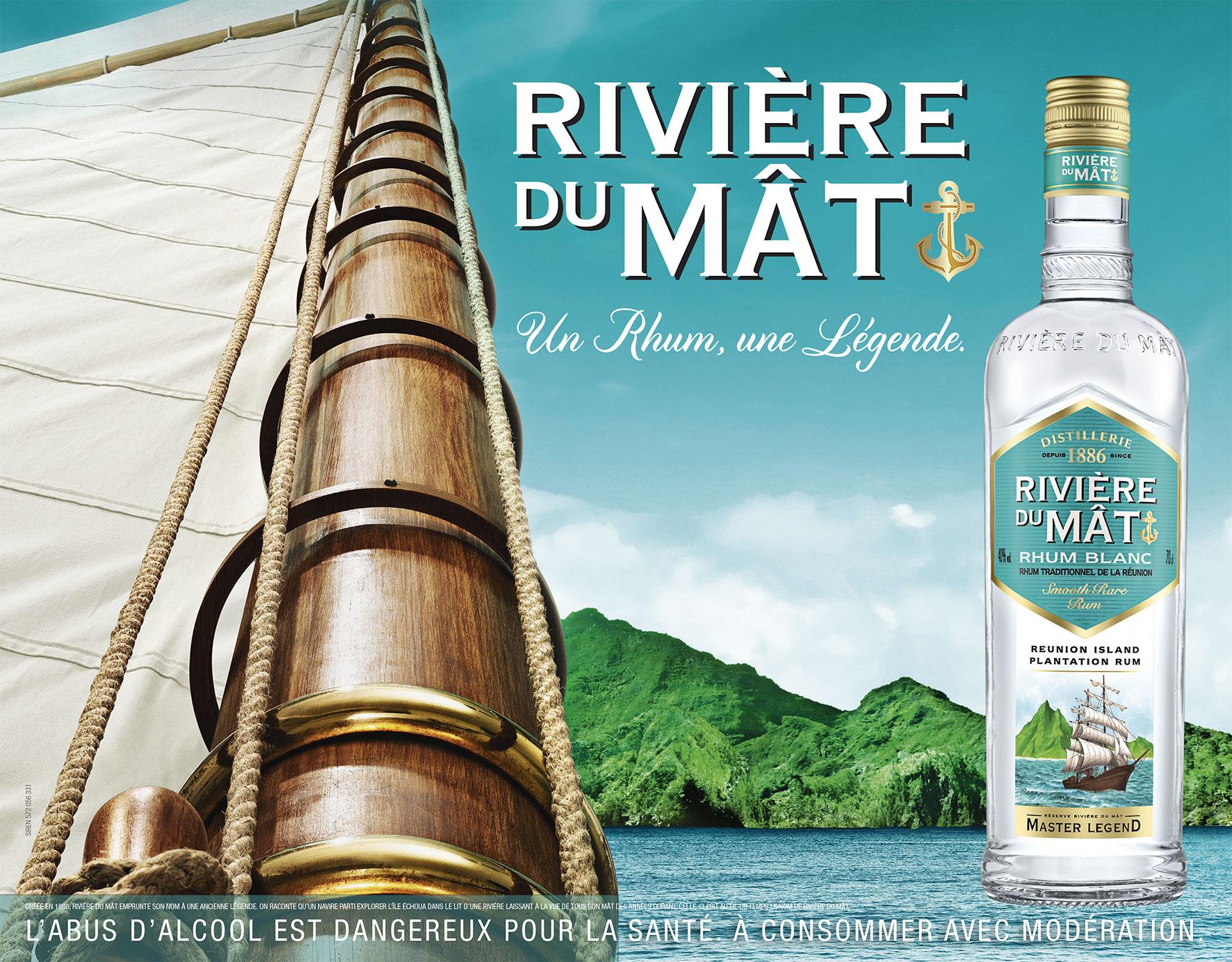 Rhum Rivière du Mât